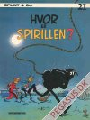 Splint & Co. (1974) 21: Hvor er spirillen