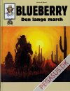 Blueberry (samlebind) 9: Den lange march
