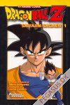 Dragon Ball Z. Saiyajin-sagaen 1