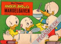 Anders And & co. mandelgaven 1961