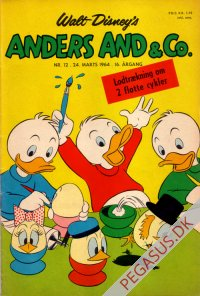 Anders And & Co. 1964 12