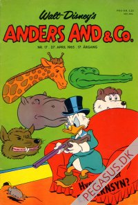 Anders And & Co. 1965 17