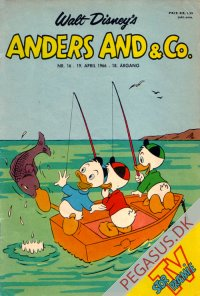 Anders And & Co. 1966 16