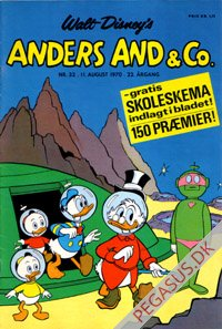 Anders And & Co. 1970 32