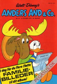 Anders And & Co. 1974 43