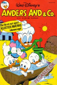 Anders And & Co. 1982 26