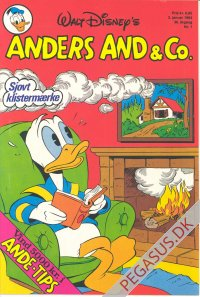 Anders And & Co. 1984 1