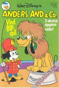 Anders And & Co. 1984 22