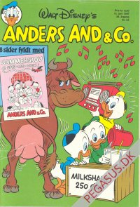 Anders And & Co. 1986 25