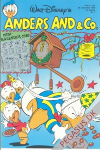Anders And & Co. 1987 1
