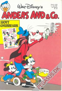 Anders And & Co. 1987 20
