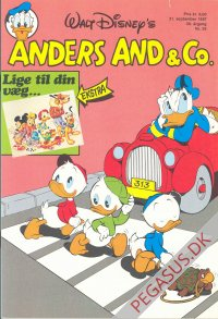 Anders And & Co. 1987 39