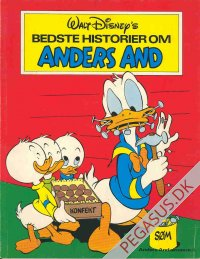 Anders And album 4: Bedste historier om Anders And