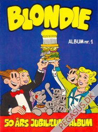 Blondie 50 års jubilæums-album