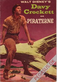 Davy Crockett 2: Davy Crockett og piraterne