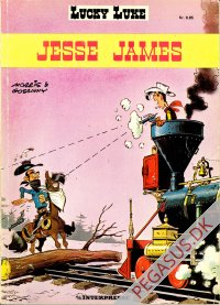 Lucky Luke 4: Jesse James