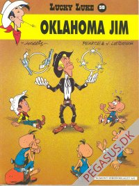 Lucky Luke 59: Oklahoma Jim