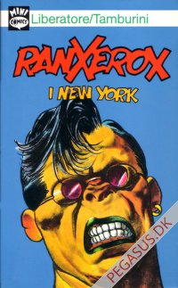 Mini comics 15: Ranxerox i New York