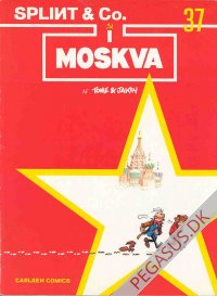 Splint & Co. (1974) 37: Splint & Co. i Moskva