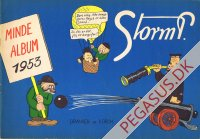 Storm Petersen mindealbum 1953