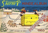 Storm Petersen mindealbum 1955