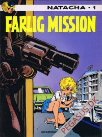 Natacha 1: Farlig mission
