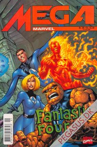Mega Marvel 30: Fantastic Four