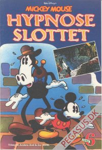 Anders And & Co. 1996 39x: Mickey Mouse. Hypnoseslottet