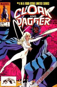 Cloak and Dagger miniserie