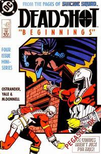Deadshot : Beginnings