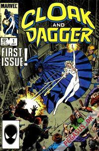 Cloak and Dagger vol. 2