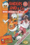 Anders And & co. mini fodbold cup 1999