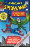 Marvels abonnements-blad 4: Amazing Spiderman nr. 7