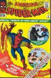 Marvels abonnements-blad 5: Amazing Spiderman nr. 8