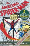 Marvels abonnements-blad 6: Amazing Spiderman nr. 1