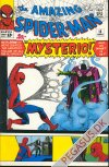 Marvels abonnements-blad 10: Amazing Spiderman nr. 13
