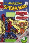 Marvels abonnements-blad 9: Amazing Spiderman nr. 15