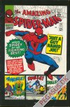 Marvels abonnements-blad 14: Amazing Spiderman nr. 38