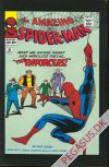 Marvels abonnements-blad 15: Amazing Spiderman nr. 10