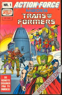 Action Force møder Transformers