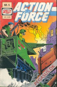 Action Force 5