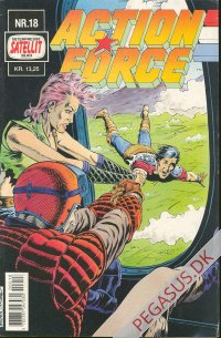 Action Force 18