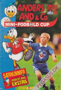 Anders And & co. mini fodbold cup 1998