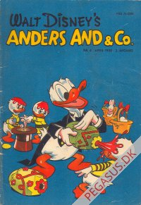 Anders And & Co. 1950 4