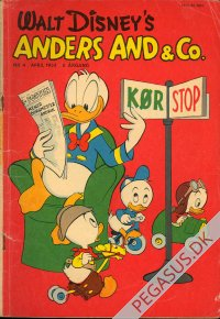 Anders And & Co. 1954 4