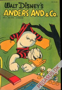 Anders And & Co. 1954 7