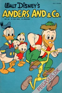 Anders And & Co. 1960 28