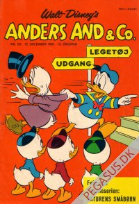 Anders And & Co. 1961 50