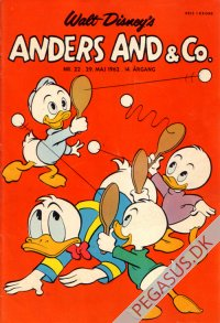 Anders And & Co. 1962 22