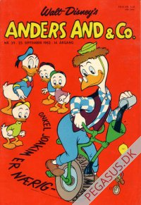 Anders And & Co. 1962 39